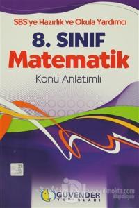 Güvender - 8. Sınıf Matematik Konu Anlatımlı