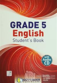 Güvender - Grade 5 English Students book