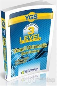 Güvender YGS 3 Level Matematik Soru Bankası
