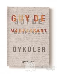 Guy De Maupassant Öyküler (Ciltli)