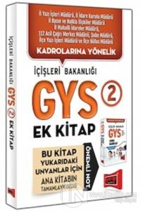 GYS İçişleri Bakanlığı Konu Özetli Soru Bankası Ek Kitabı 2015
