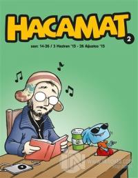 Hacamat Mizah Dergisi Cilt 2 Sayı: 14-26 Kolektif