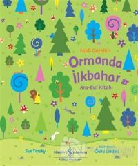 Hadi Gezelim Ormanda İlkbahar Ara-Bul Kitabı
