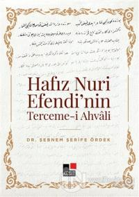 Hafız Nuri Efendi'nin Terceme-i Ahvali