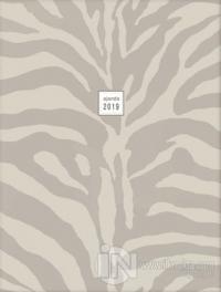 Akademi Çocuk 2019 3024 Haftalık Ajanda Zebra
