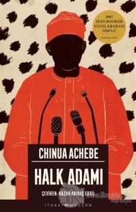 Halk Adamı Chinua Achebe