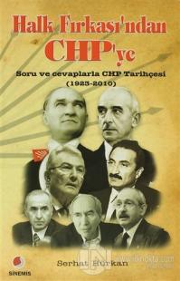 Halk Fırkası'ndan CHP'ye