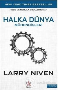 Halka Dünya Mühendisleri %25 indirimli Larry Niven