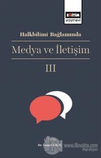 Halkbilimi Bağlamında Medya ve İletişim 3