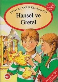 Hansel Ve Gretel-Bitişik ve Eğik El yazılı