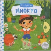 Hareketli Pinokyo - İlk Öyküler (Ciltli)