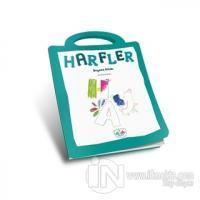 Harfler Boyama Kitabı