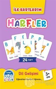 Harfler - İlk Kartlarım