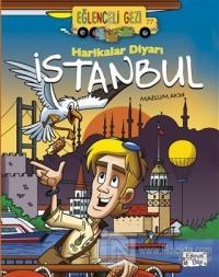 Harikalar Diyarı İstanbul Mazlum Akın