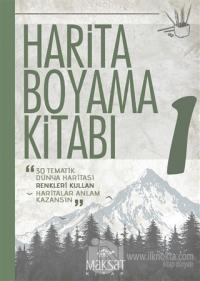 Harita Boyama Kitabı 1