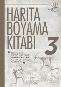 Harita Boyama Kitabı 3