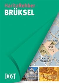 Harita Rehber Brüksel (Ciltli) %20 indirimli Vincent Grandferry