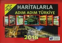 Haritalarla Adım Adım Türkiye 2016
