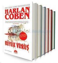 Harlan Coben Macera Seti (6 Kitap Takım)
