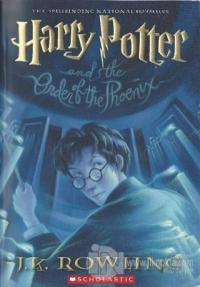 Harry Potter and the Order of The Phoenix J. K. Rowling