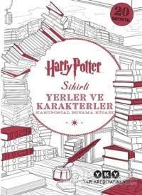 Harry Potter Sihirli Yerler ve Karakterler Kolektif