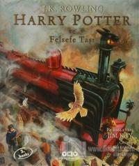 Harry Potter ve Felsefe Taşı (Resimli Özel Baskı) (Ciltli)