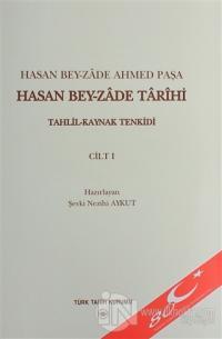 Hasan Bey-zade Tarihi  (3 Cilt Takım)