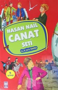 Hasan Nail Canat Seti (9 Kitap Takım)