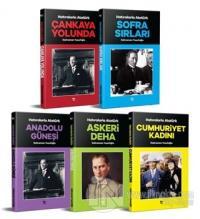 Hatıralarla Atatürk Seti - 5 Kitap Set Kahraman Yusufoğlu