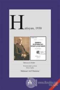 Hatisyan, 1930 Mehmet Arif Demirer