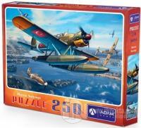 Hava Savaşı 250 Parça Puzzle