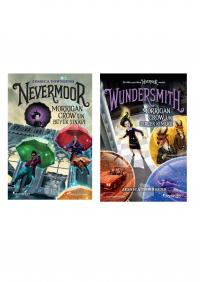 Nevermoor 2 Kitap Takım %40 indirimli