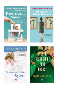 Taylor Jenkins Reid 4 Kitap Takım