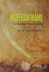 Haveran-Name
