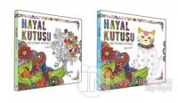 Hayal Kutusu Boyama Seti (2 Kitap Takım)