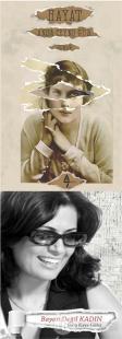 Hayat - Bayan Değil Kadın (2 Kitap Takım)