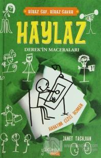 Haylaz Derek'in Maceraları - Hayatım Çizgi Roman (Ciltli)