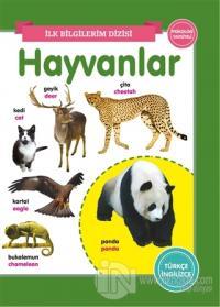 Hayvanlar – İlk Bilgilerim Dizisi