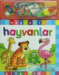 Hayvanlar (Play+Learn) (Ciltli)