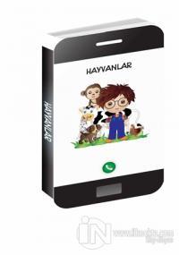 Hayvanlar - Telefon Kitabım (Ciltli)