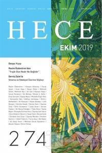 Hece Aylık Edebiyat Dergisi Sayı: 274 Ekim 2019 Kolektif