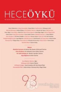 Hece Öykü Dergisi Sayı: 93 (Haziran - Temmuz 2019)