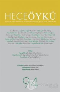 Hece Öykü Dergisi Sayı: 94 (Ağustos - Eylül  2019)