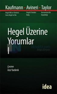 Hegel Üzerine Yorumlar - 1