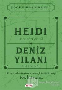 Heidi - Deniz Yılanı (Ciltli)