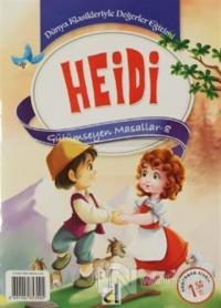 Heidi / Pinokyo - Gülümseyen Masallar 8