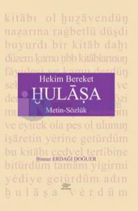 Hekim Bereket - Hülaşa