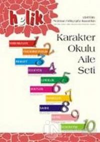 Helik Karakter Okulu Aile Kitabı Eğitim Seti (10 Kitap)
