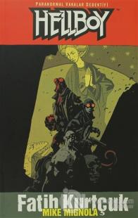 Hellboy Fatih Kurtçuk %65 indirimli Mike Mignola