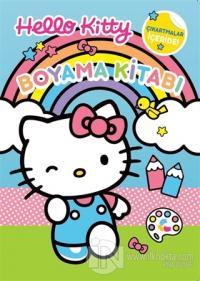 Hello Kitty Boyama Kitabı Çıkartmalar İçeride! Kolektif